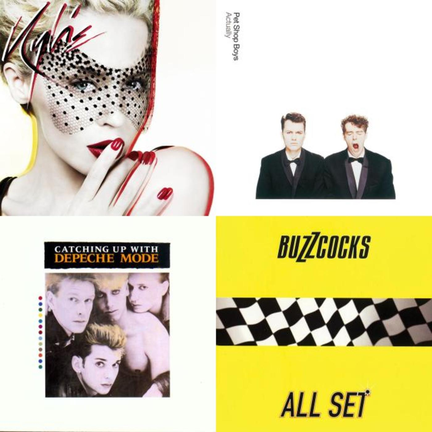 Rhino Love Song: Totally From The Heart - Buzzcocks, Pet Shop Boys, Kylie Minogue, Depeche Mode, The Swinging Blue Jeans, The Replacements, Paul Westerberg, David Bowie