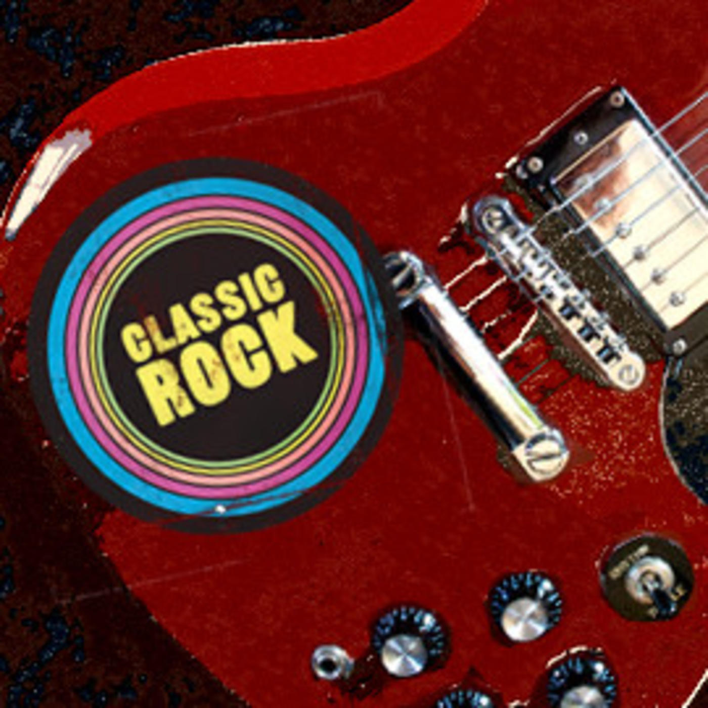Classic Rock - Led Zeppelin, ZZ Top, Ramones, The Clash, The Who, Van Halen, Neil Young, The Allman Brothers Band, The Rolling Stones, Joe Walsh, The Doors, Dire Straits, XTC