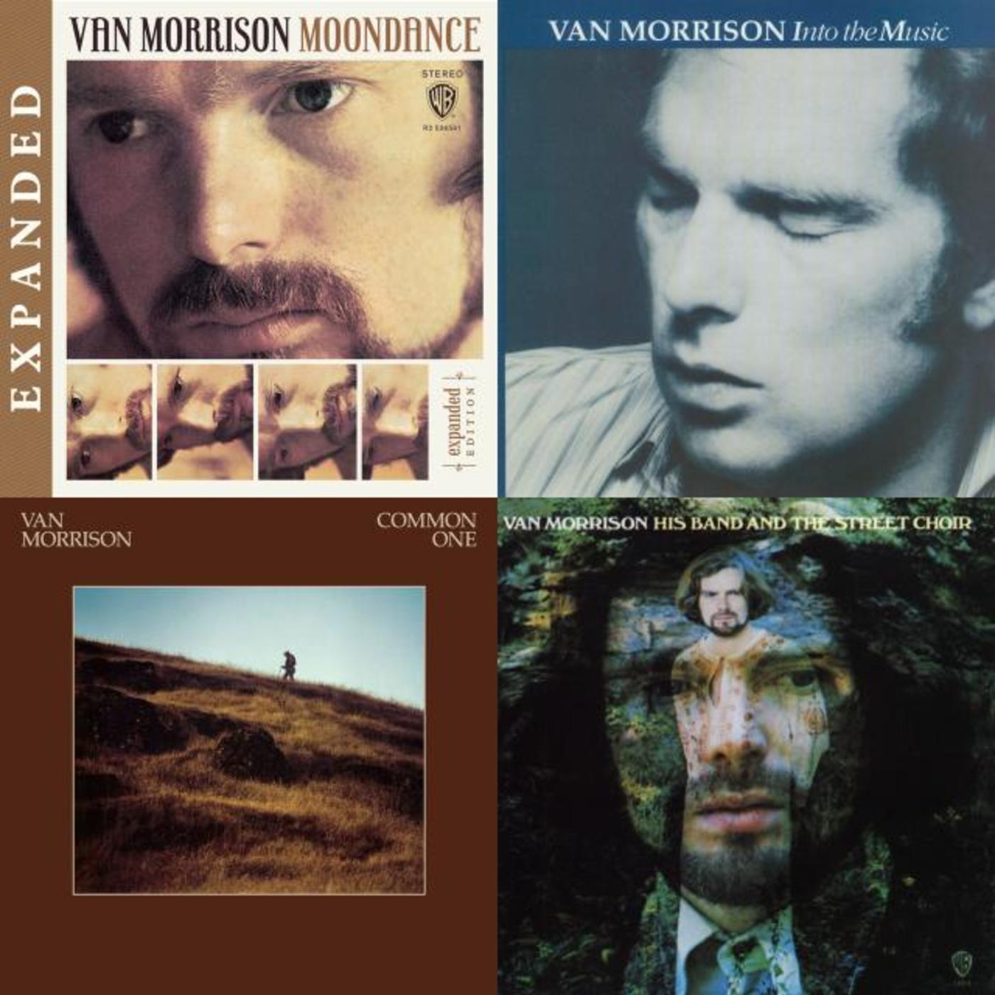 Happy Birthday: Van Morrison