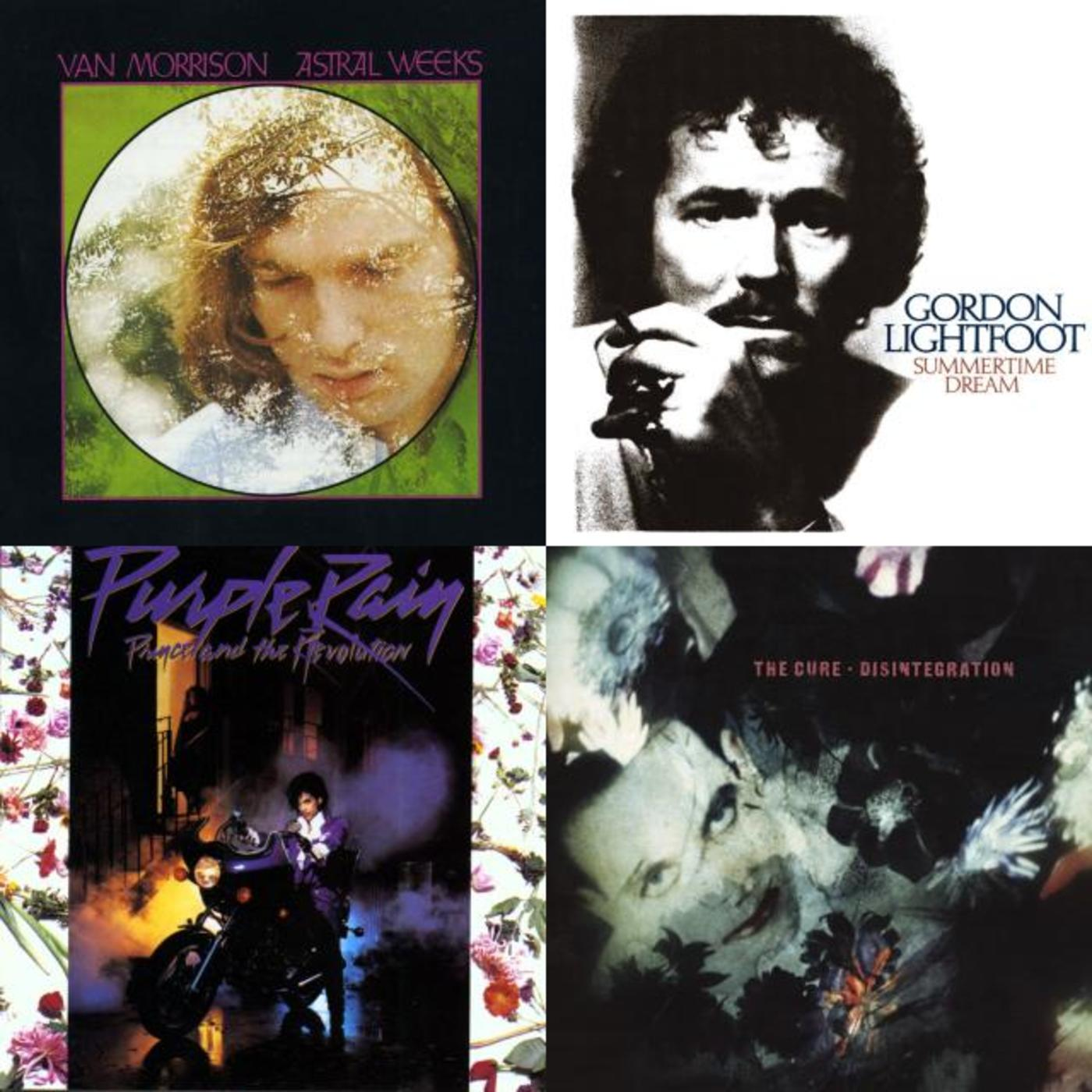 Celebrity Playlist: Michael J Nelson - Gordon Lightfoot, Prince & The Revolution, Van Morrison, The Cure, Talking Heads, The Replacements, The Rutles, Marshall Crenshaw, The Lemonheads