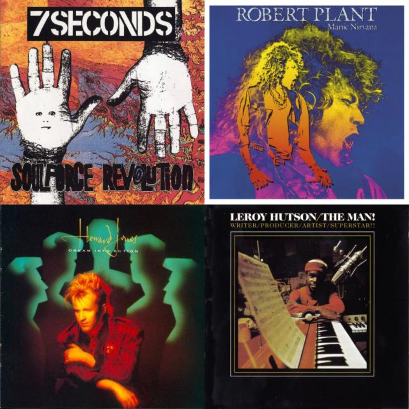 Mother's Day Mix - 7 Seconds, Howard Jones, Leroy Hutson, Robert Plant, Genesis, Edwin McCain, Chicago, Grateful Dead, Ten Years After, Sailcat, Jet, Loggins & Messina, Jimmy Webb