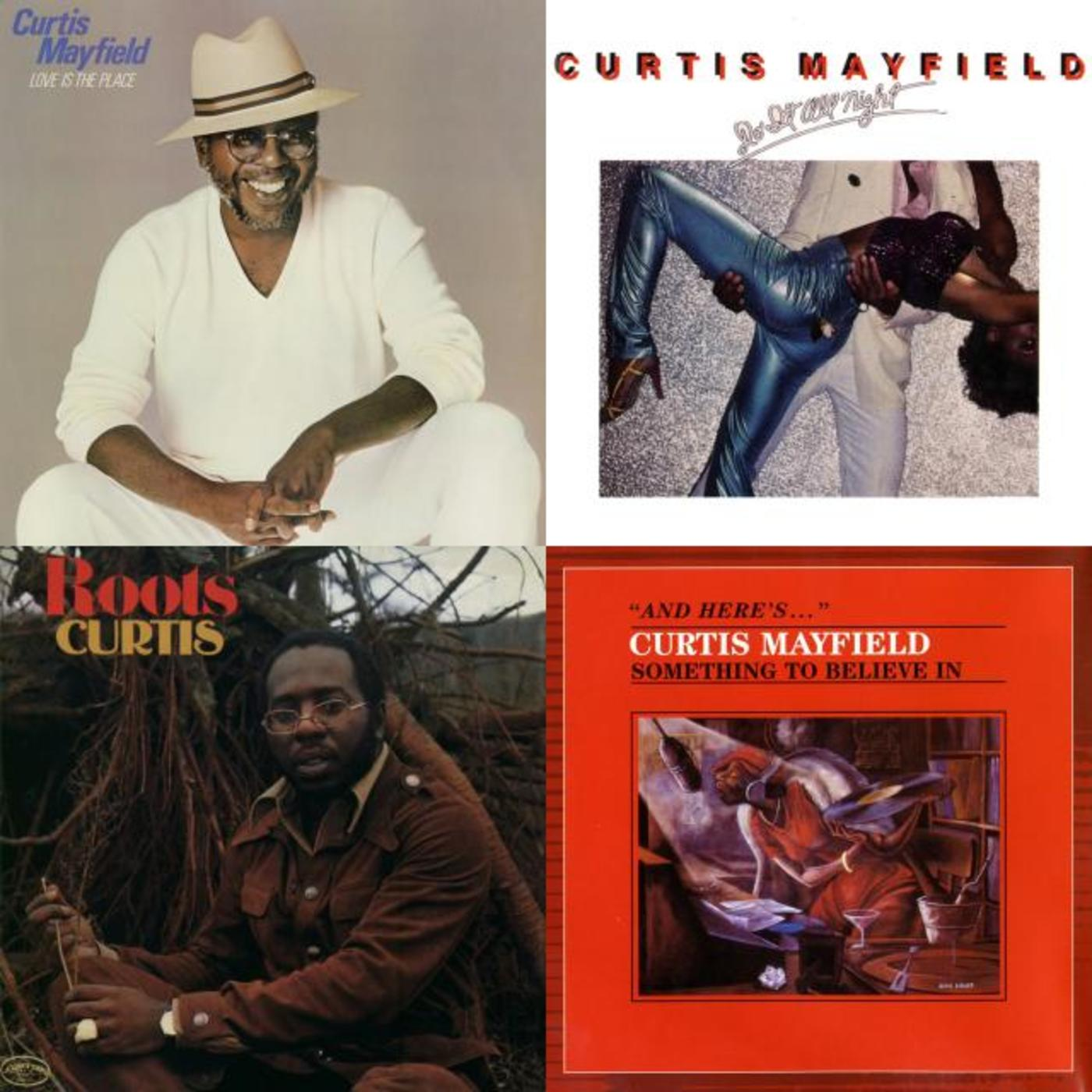 Happy Birthday: Curtis Mayfield