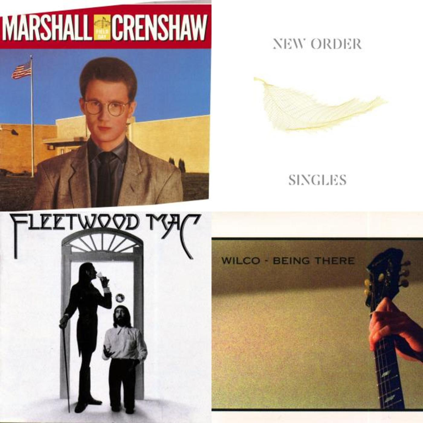 Every Day of the Week - New Order, Wilco, Fleetwood Mac, Marshall Crenshaw, Ry Cooder, Duane Eddy, Freddie King, Della Rese, Tori Amos, Death Cab For Cutie, The Pogues, Steve Wynn