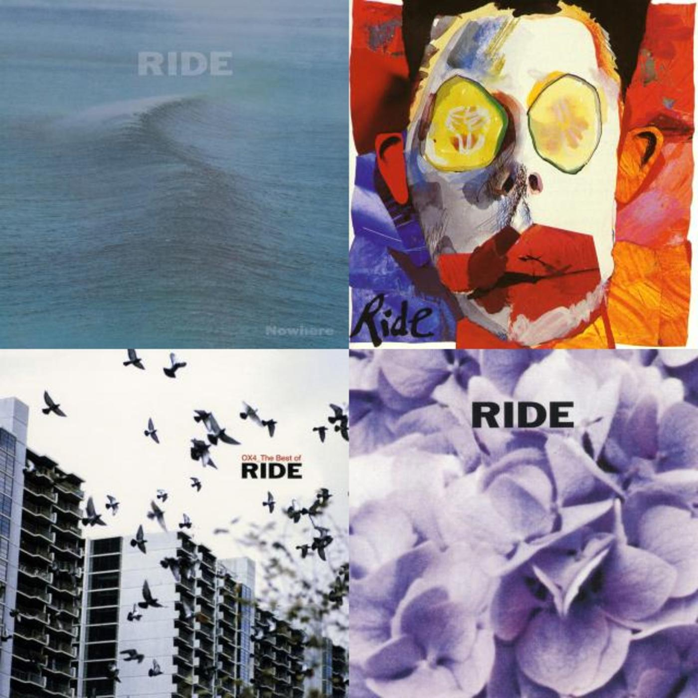 Happy Birthday: Loz Colbert of Ride - Ride