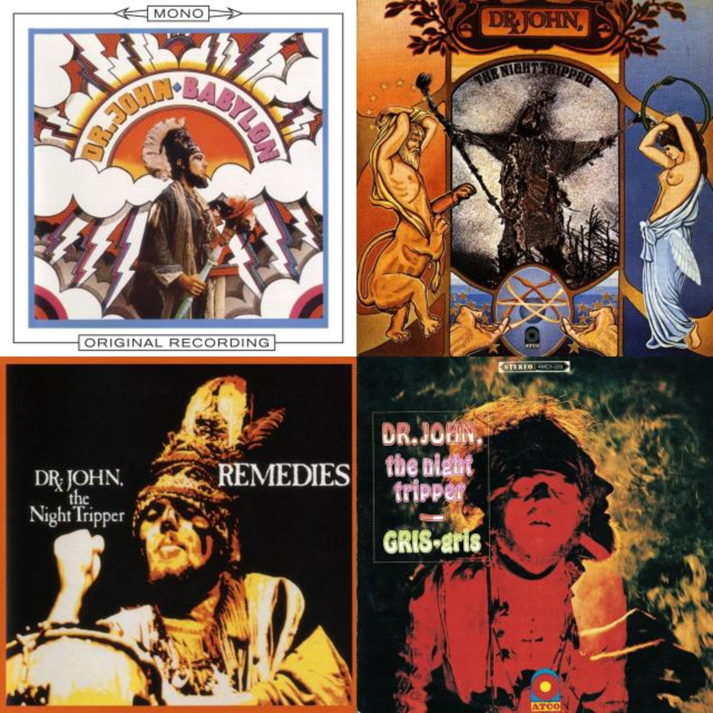 Happy Birthday: Dr. John
