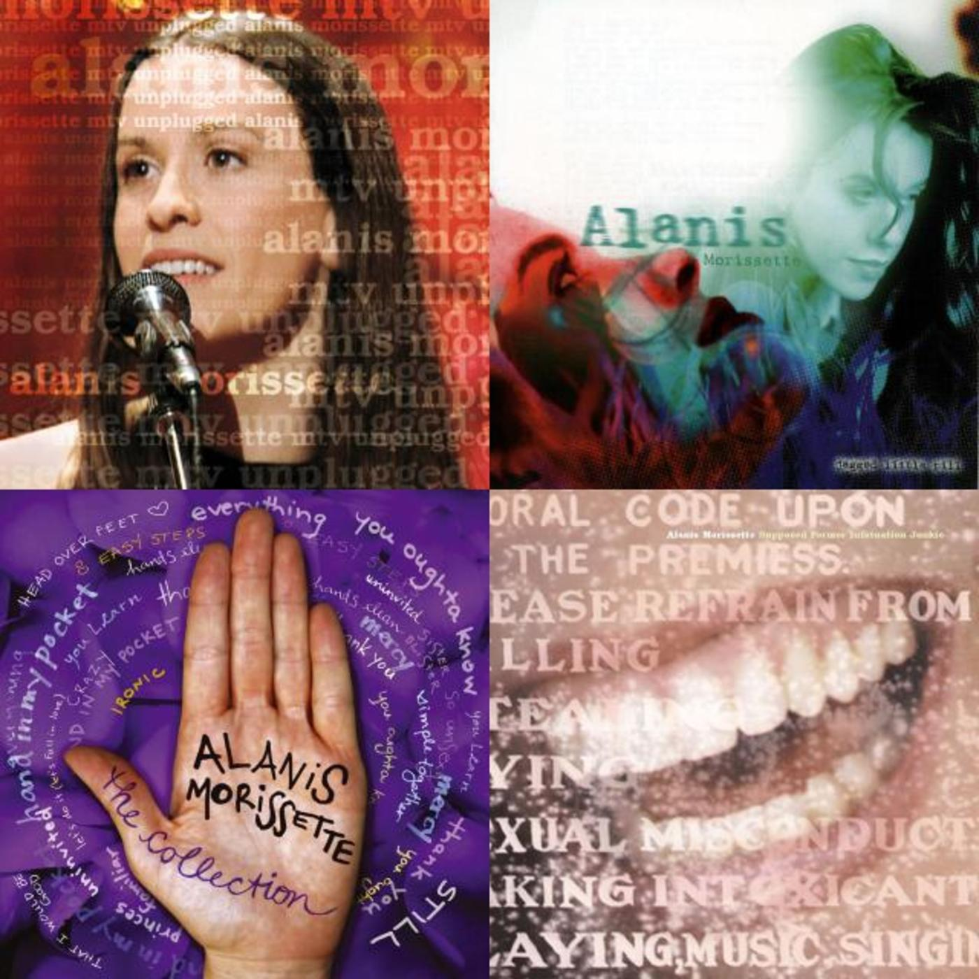 You Oughta Know That It's Alanis Morissette's Birthday