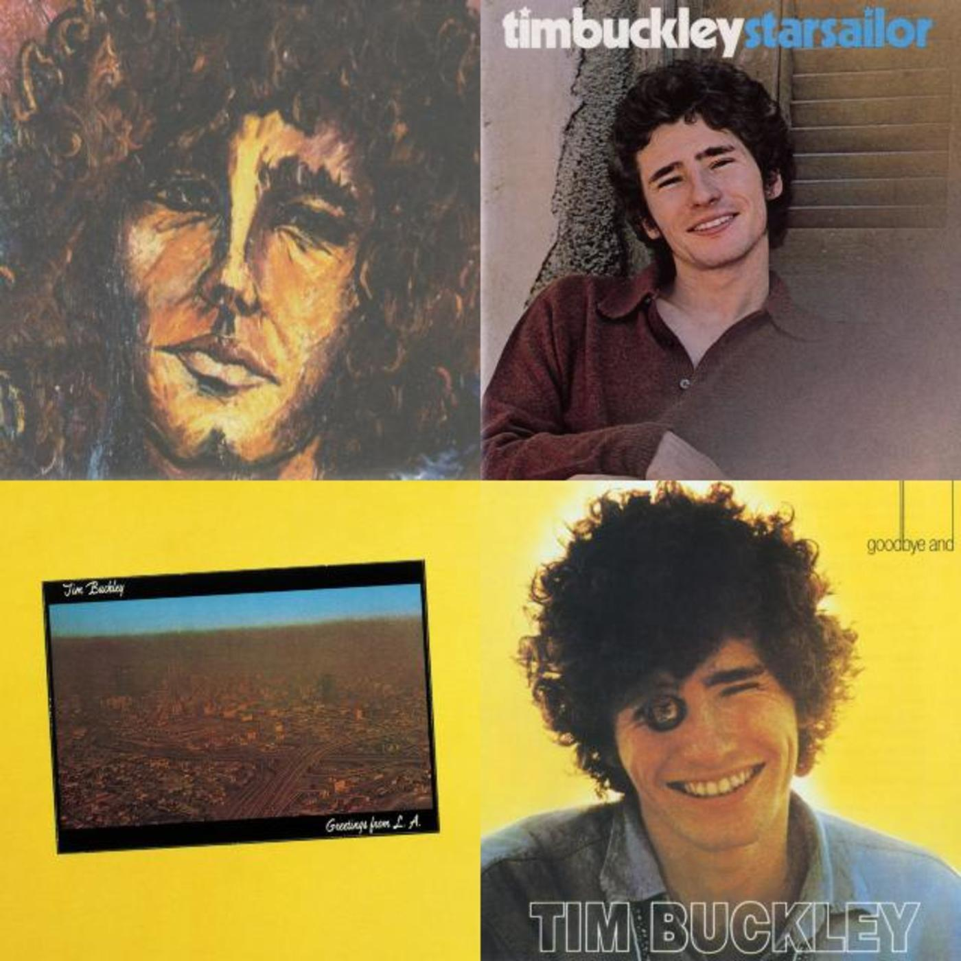 Official Tim Buckley playlist - Song To The Siren, Once I Was, Sweet Surrender, Phantasmagoria in Two, Greetings From LA