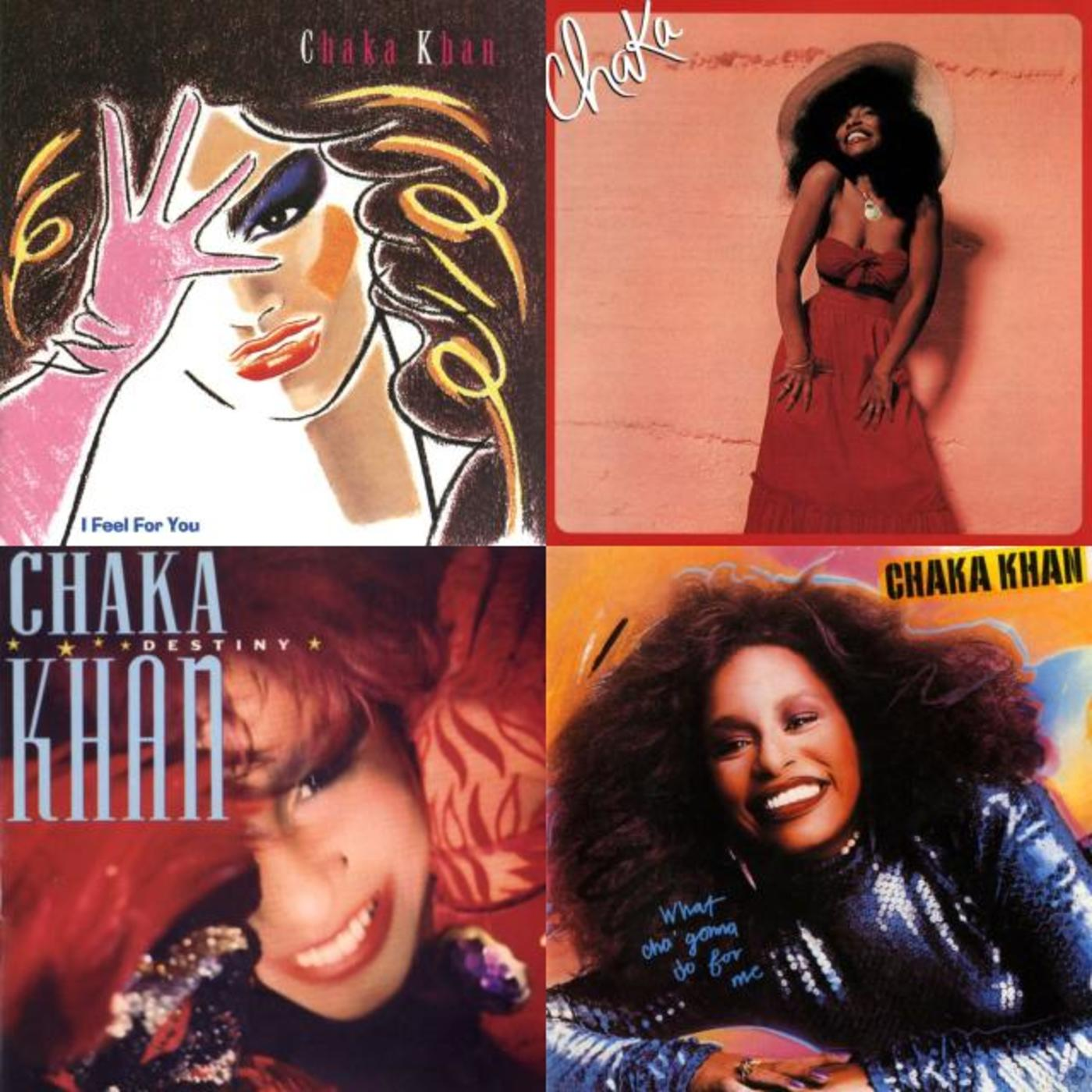 Let Chaka Khan Rock You