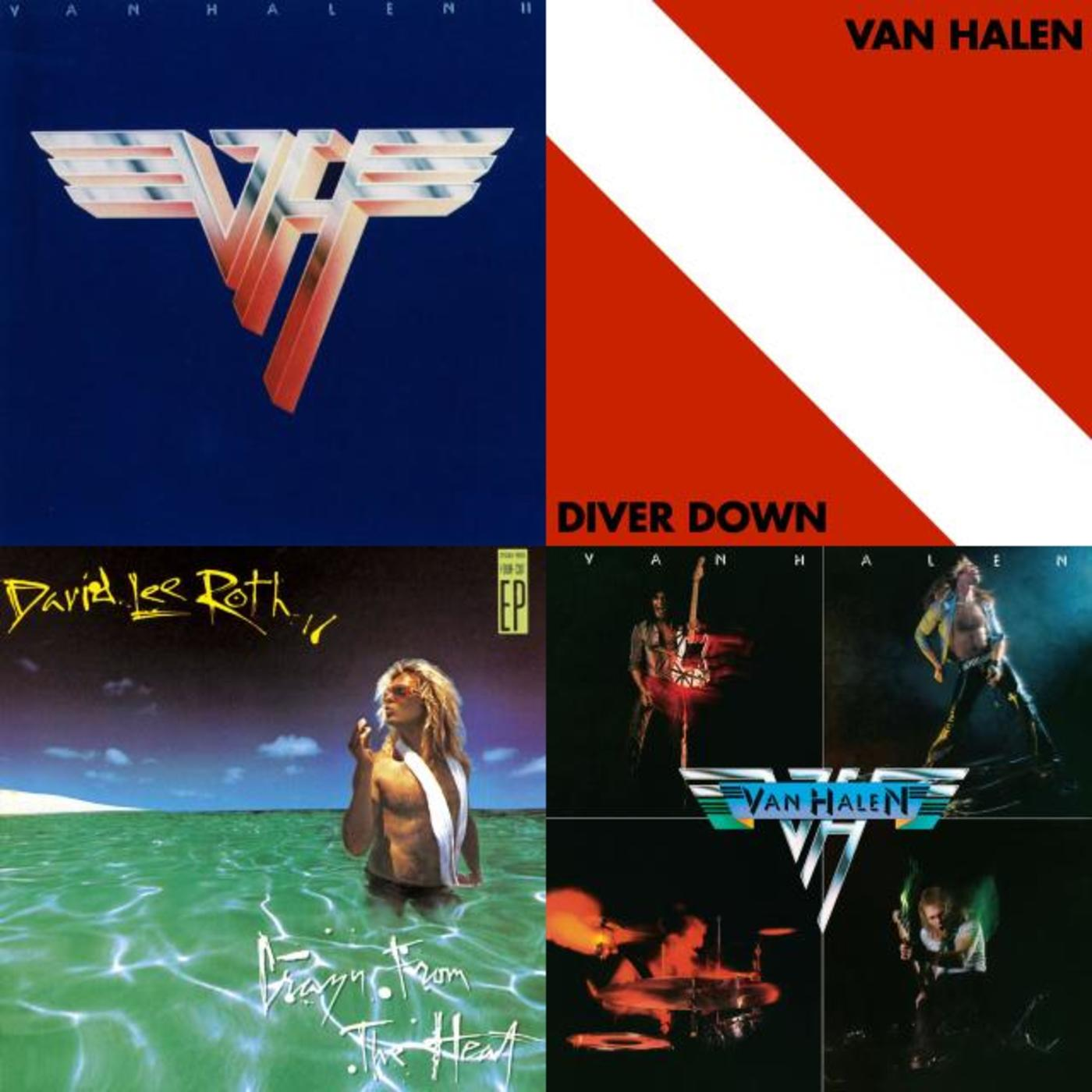 VH & DLR: The Covers