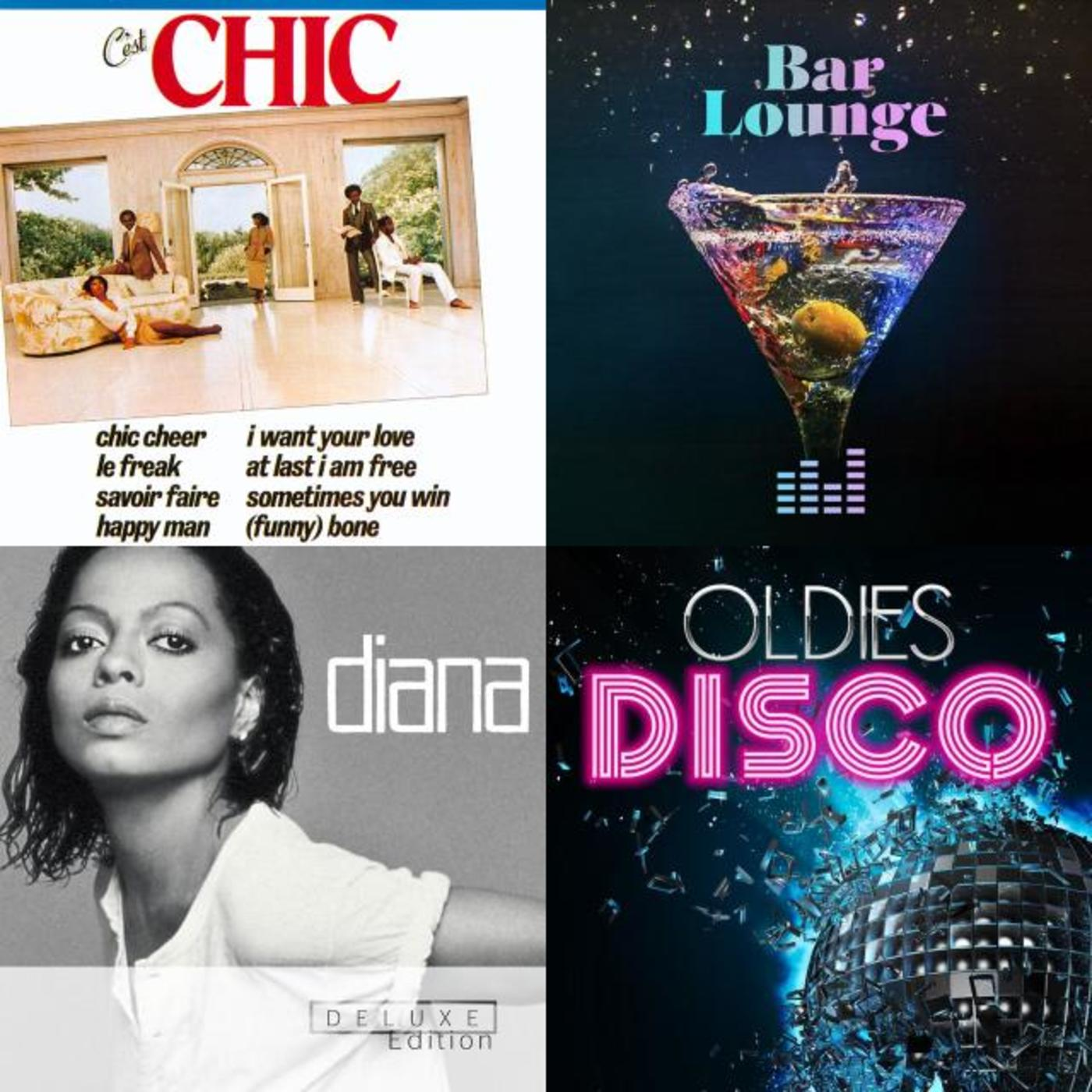 Various Artists – Nile Rodgers Presents:The Chic Organization - Up All Night Disco Edition