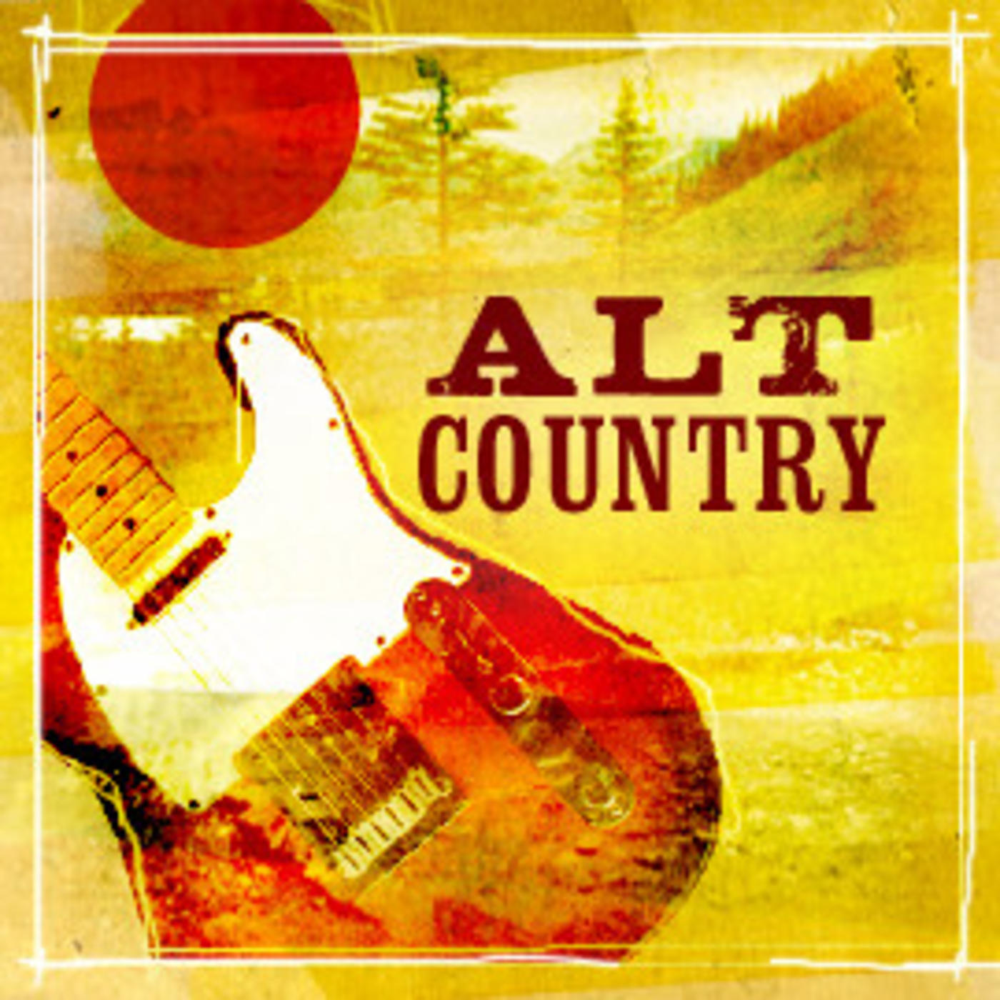Alt Country - The Band, Old 97's, Son Volt, Emmylou