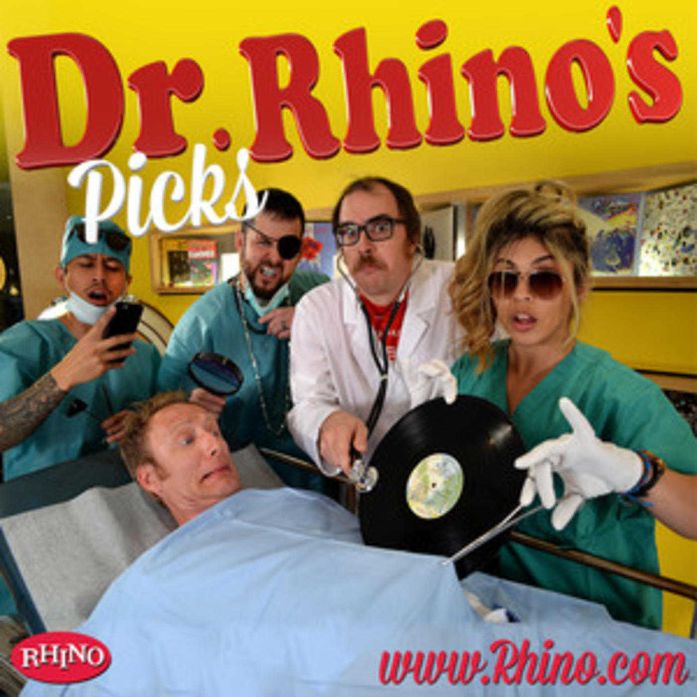 Dr. Rhino's Picks #186