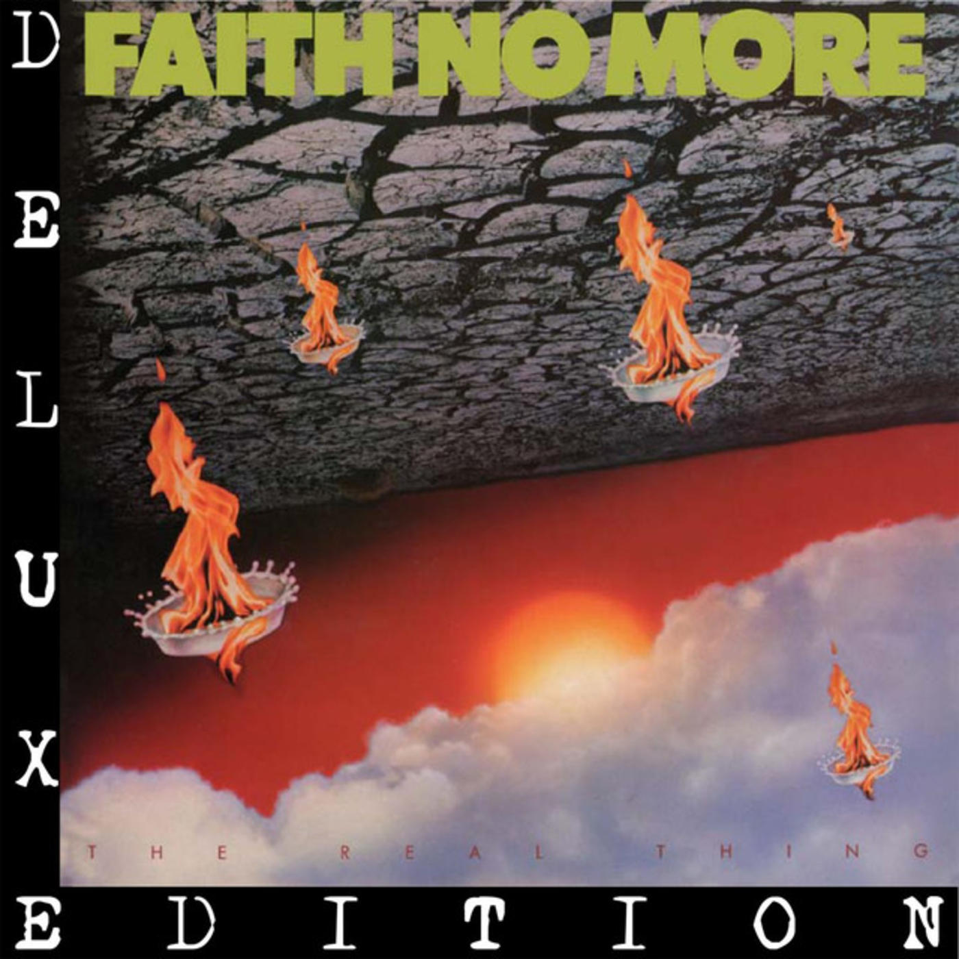 Faith No More Sampler