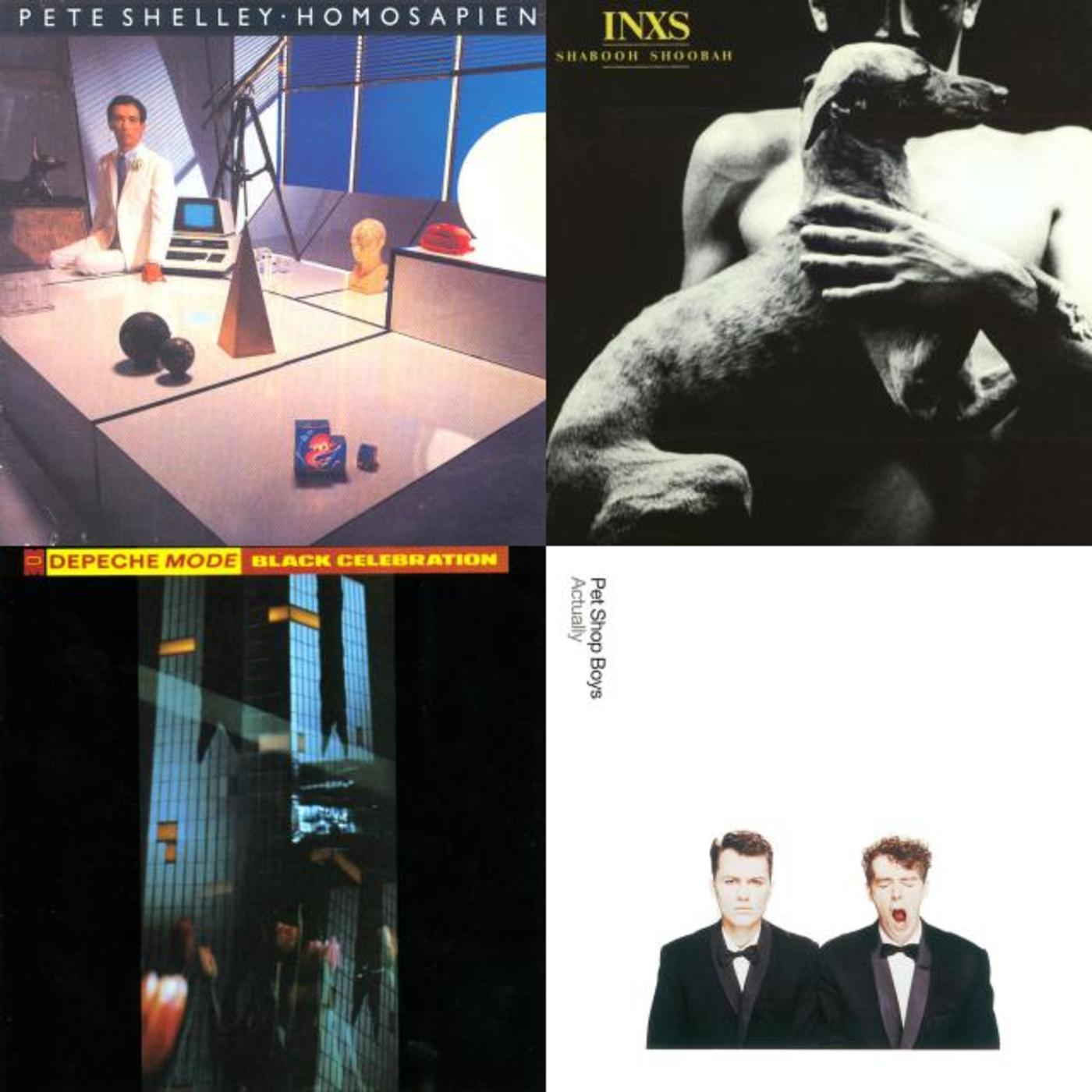 The Long Walk: A Brooding 80s Mix - INXS, Depeche Mode, Pete Shelley, Pet Shop Boys, The Psychedelic Furs, The Boomtown Rats, New Order