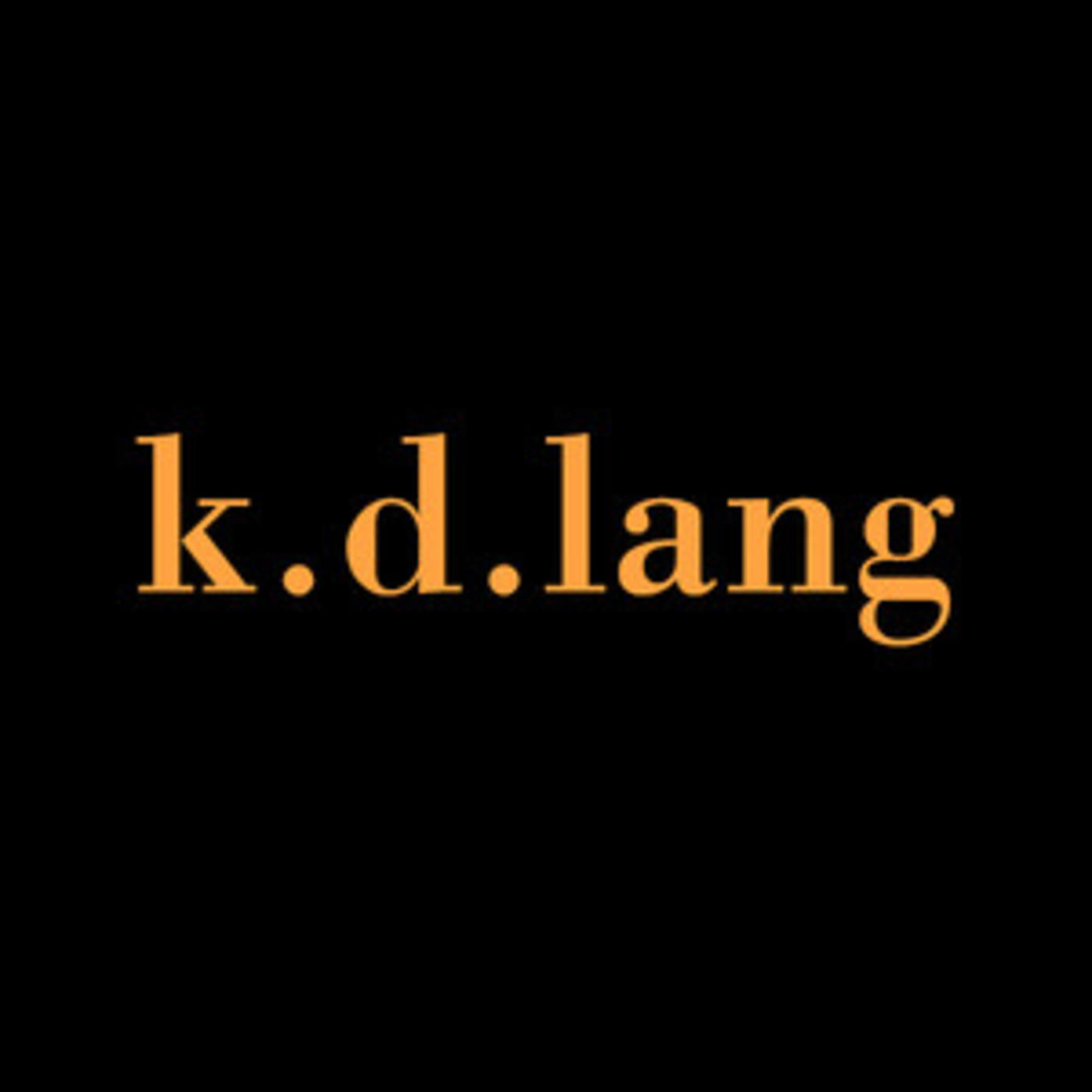 Official k.d. Lang playlist - Constant Craving, Crying, Hallelujah, The Air That I Breathe, Helpless