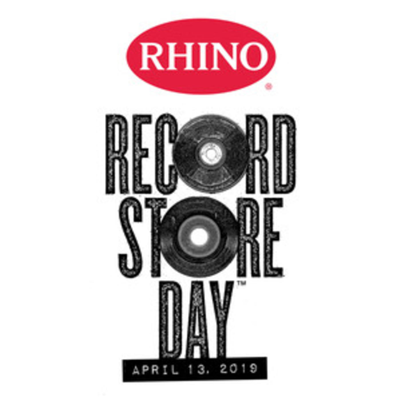 Rhino Record Store Day 2019 Release Sampler