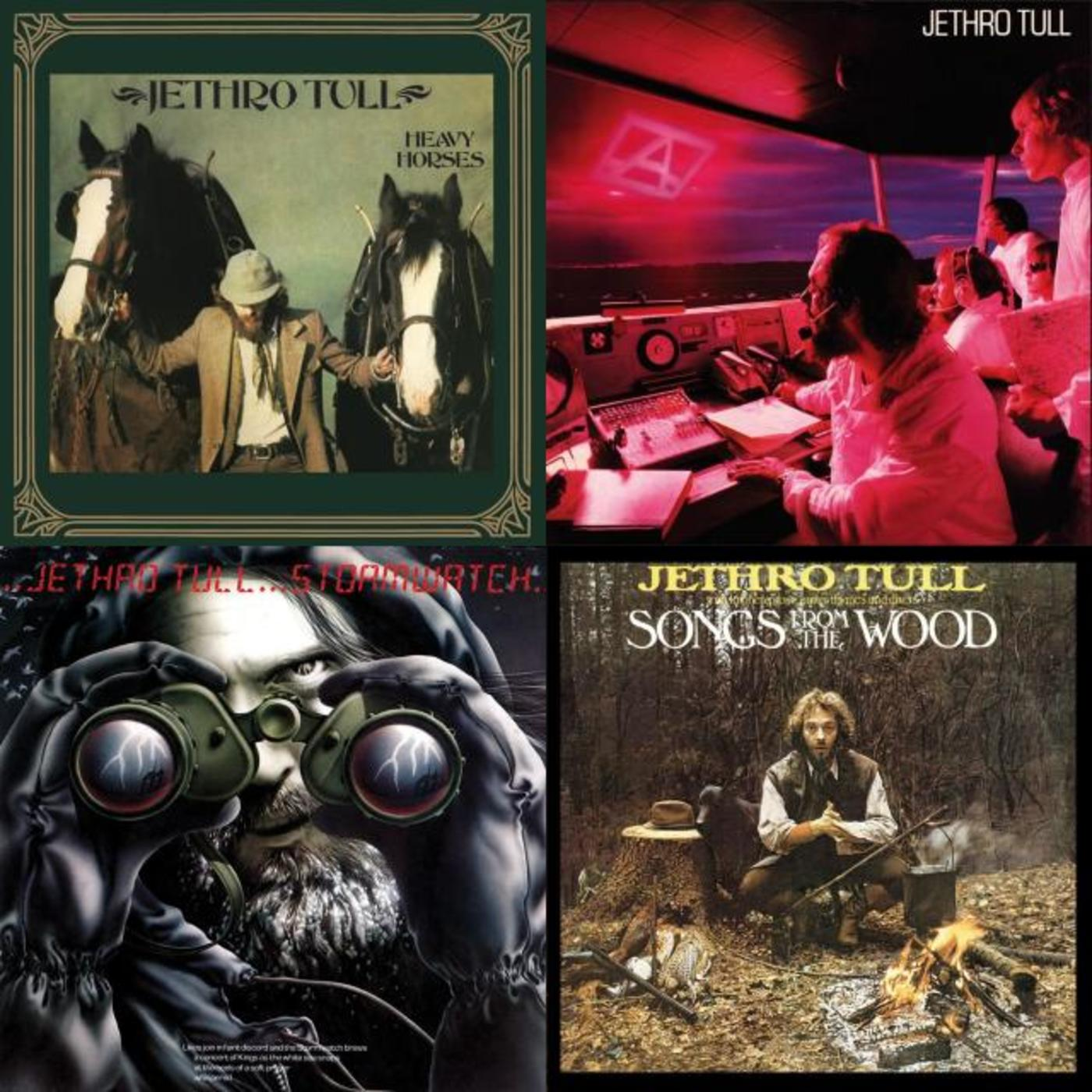 Jethro Tull: An 'Original Album Series' Sampler