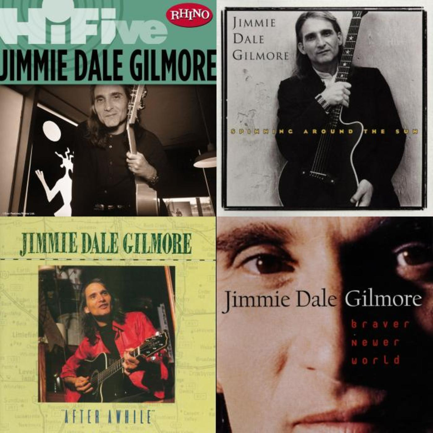 Happy Birthday Jimmie Dale Gilmore