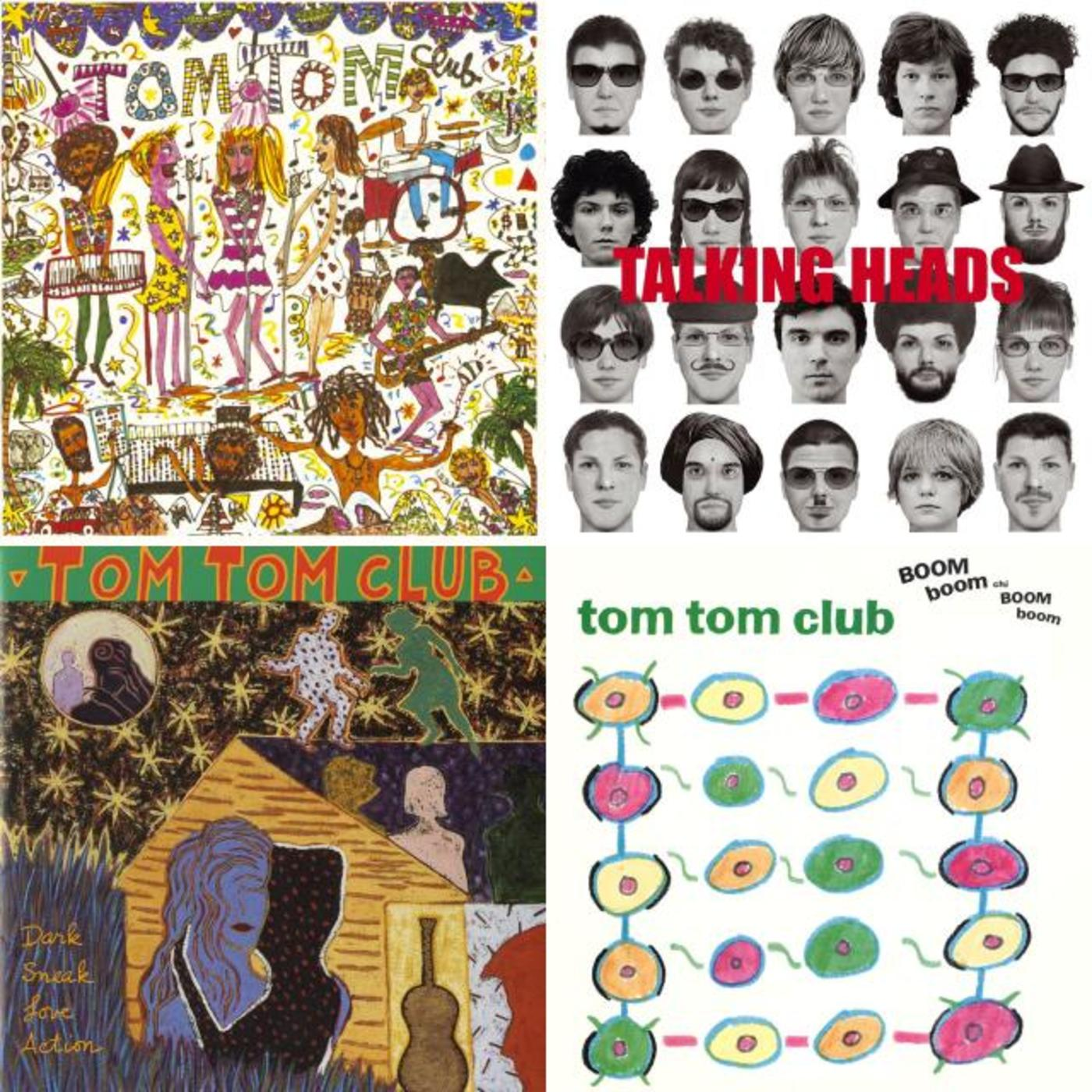 Happy Birthday Chris Frantz - Tom Tom Club