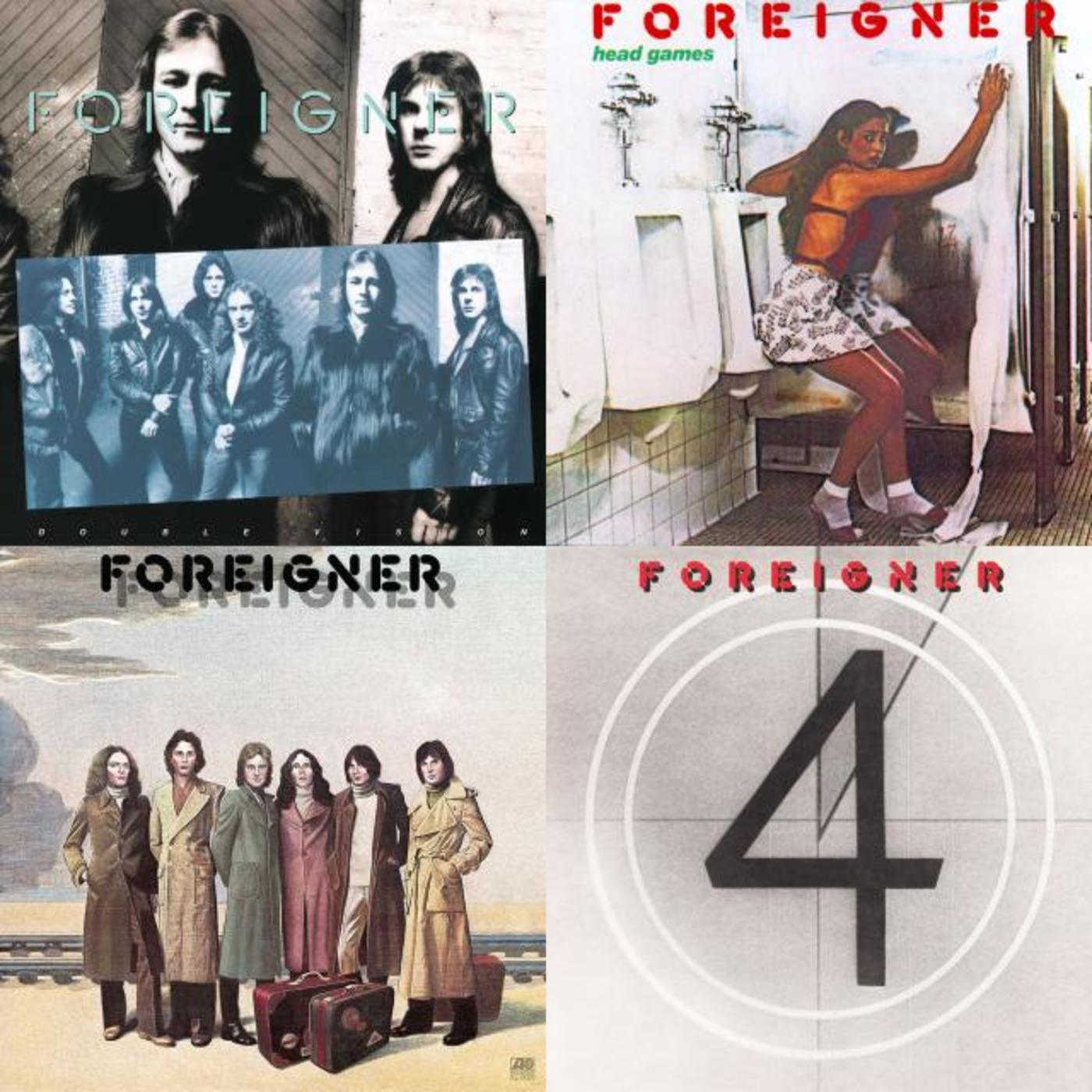 Ready or Not, It's Lou Gramm's Birthday - Foreigner