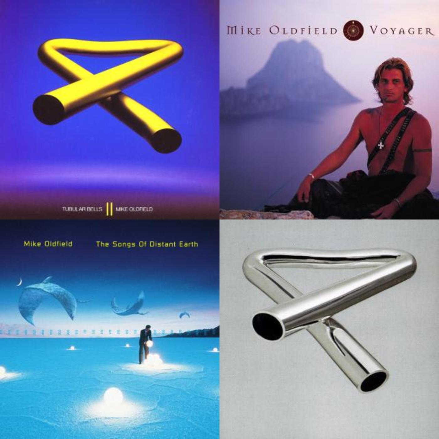 Happy Birthday: Mike Oldfield