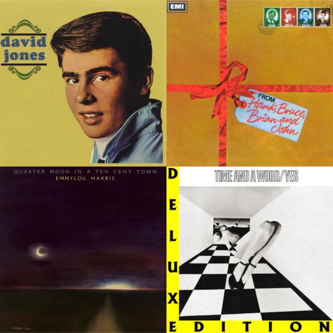 Snap, Crackle, and How's Your Dad? A Father's Day Playlist - The Shadows, Emmylou Harris, Yes, David Jones, The Monkees, Tim Buckley, Tony Joe White, Judy Collins, Jesse Frederick