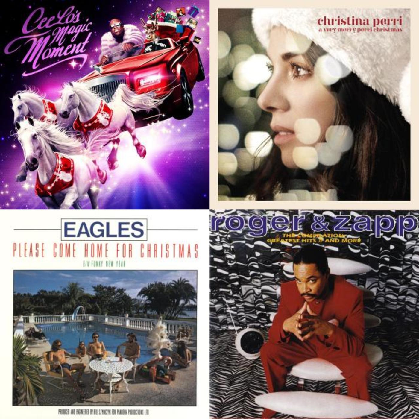 eagles christmas song guitar chords