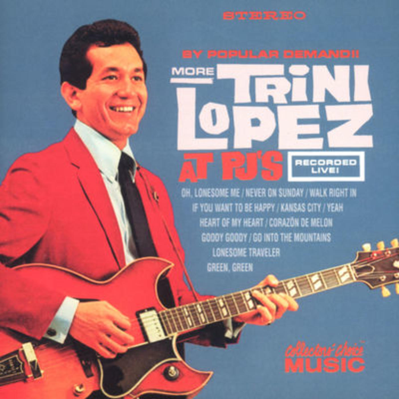More Trini Lopez At PJ's (Live)
